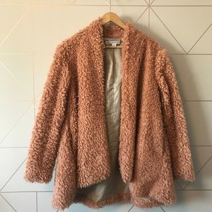 HYFVE Teddy Bear Coat Size S